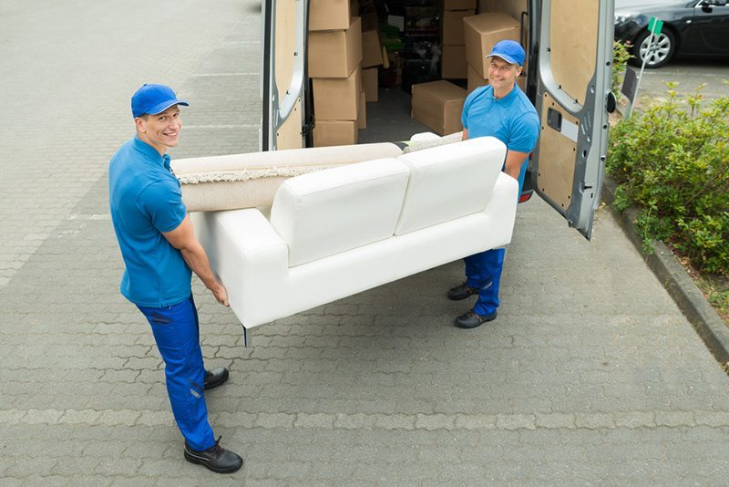 Freight Delivery for Furniture